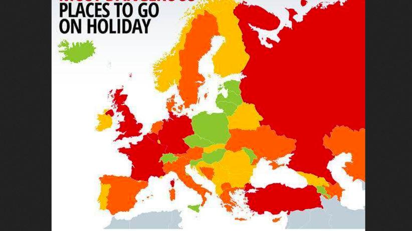 Znalezione obrazy dla zapytania polska najbezpieczniejszym krajem europy