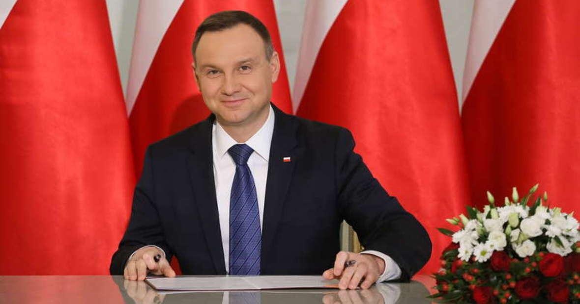Andrzej Duda podpisał ustawę o ustroju sądów powszechnych