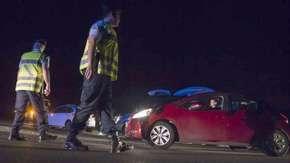 Mężczyzna, który wjechał samochodem w pizzerię i zabił 12-latkę, usłyszał zarzuty